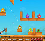Angry Birds Jakt