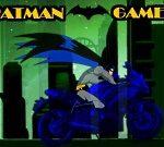 Batman Spenningen På Hjul 3D
