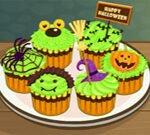 Halloween Cup Cake