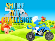 Smurf ATV Utfordring