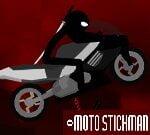 Stickman 3D Moto
