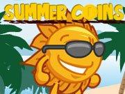 Sommeren Mynter