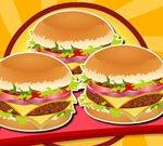 Takeaway Hamburgere