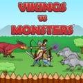 Vikings vs Monstre