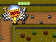 Pingviner Super Kart HD