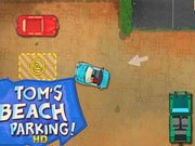 Toms Beach Parkering HD