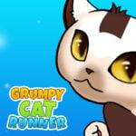 Grumpy Cat Løper