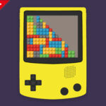 Tetris Spill Gutt