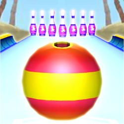 Stranden Bowling 3D