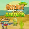 Cowboy VS Marsboere