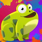Maling Frosken