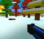 Boom Village – En Minecraft Slagmarken