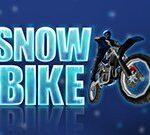 Snø Sykkel
